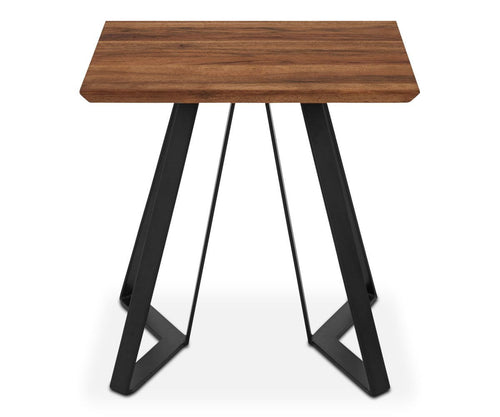 industrial accent table