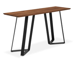 Kelner Console Table Oiled Honey - Scandinavian Designs