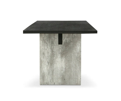 Alva Conference Table Alva Grey - Scandinavian Designs