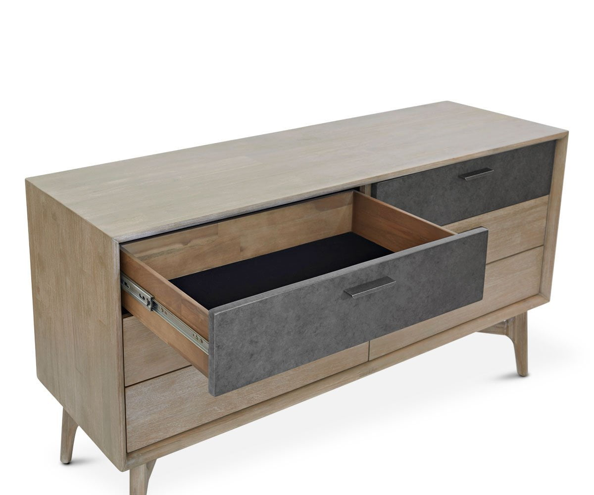 Owen Double Dresser - Scandinavian Designs