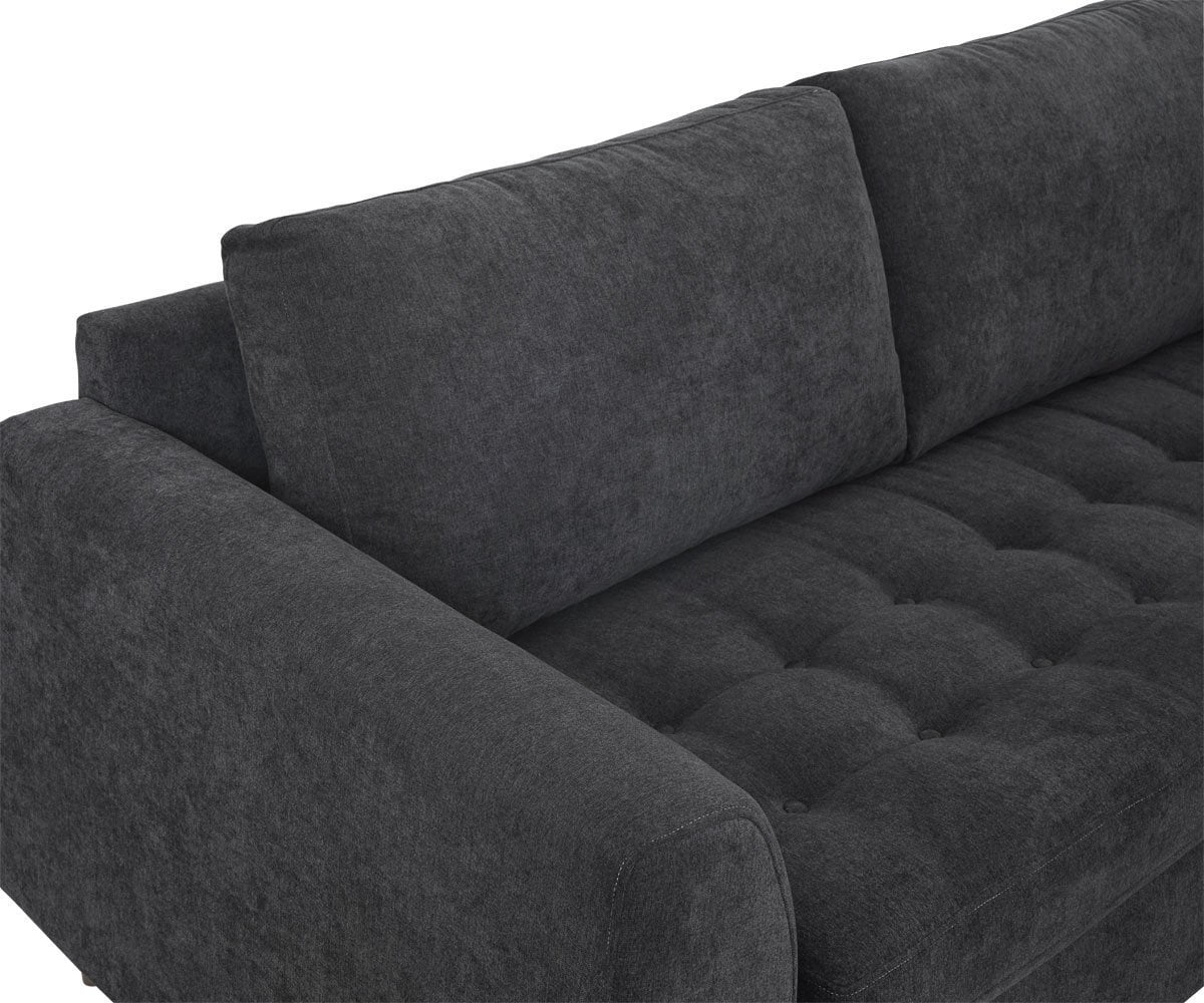 Colm Right Chaise Sectional - Scandinavian Designs