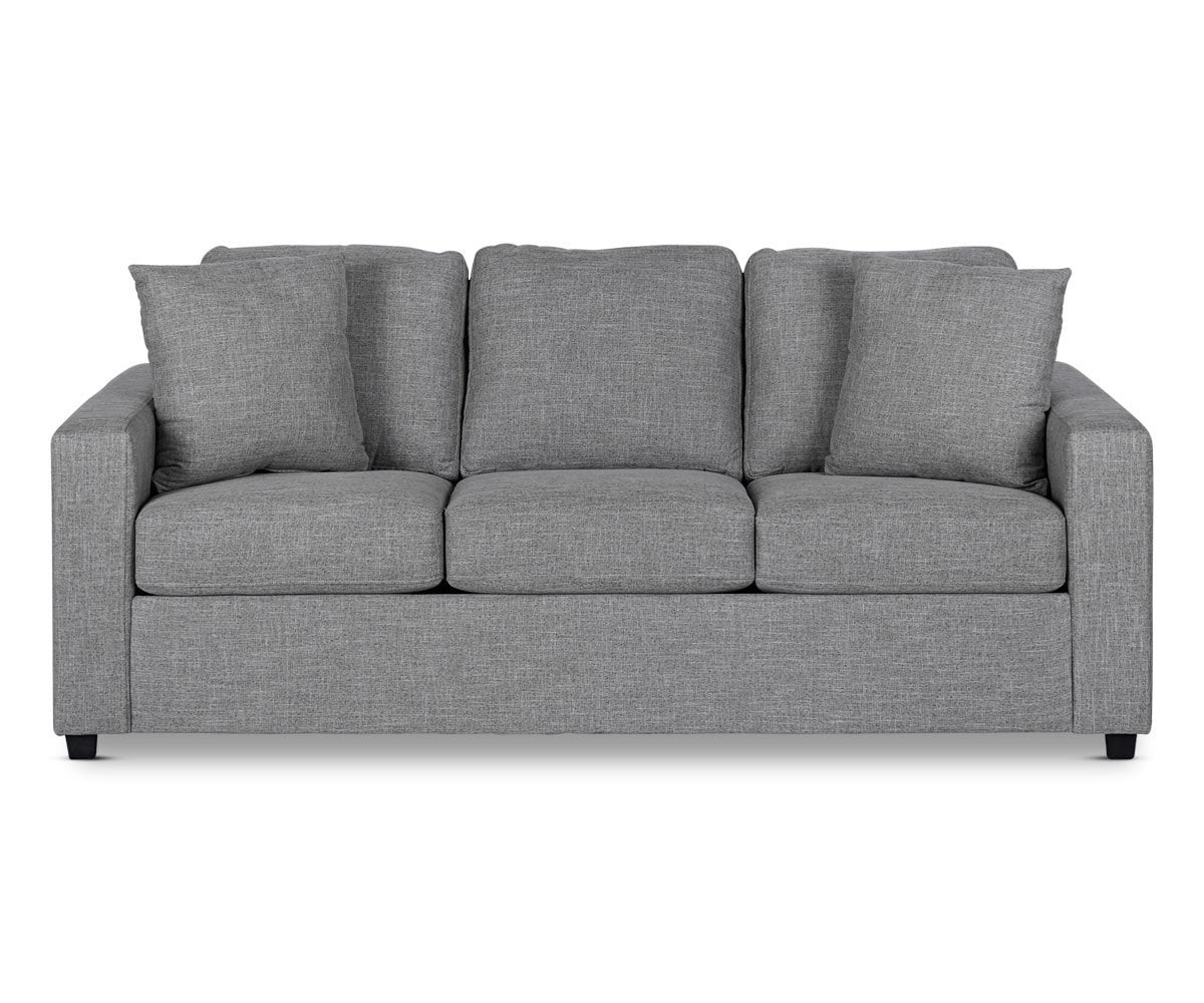 Morsa Queen Sleeper Sofa PARADIGM QUARTZ - Scandinavian Designs