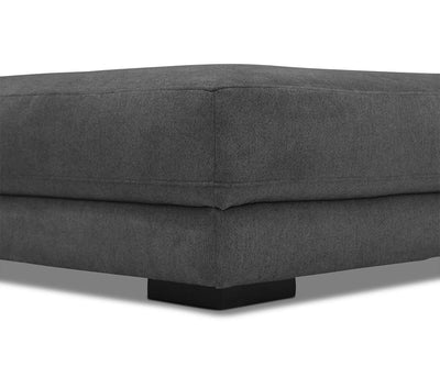 Montrose Ottoman Bridger Metal - Scandinavian Designs