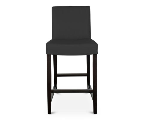 Barrima Counter Stool - Black/Venge - Scandinavian Designs