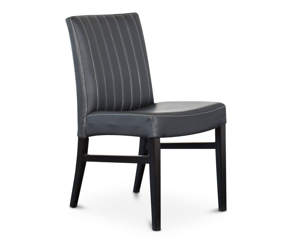 Barrima Dining Chair - Black/Venge BLACK/VENGE - Scandinavian Designs