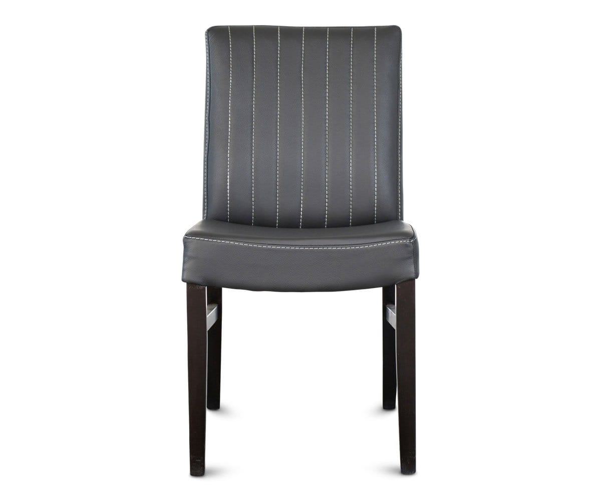 Barrima Dining Chair - Black/Venge
