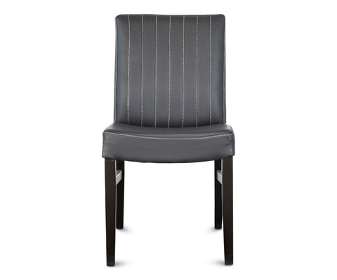 Barrima Dining Chair - Black/Venge - Scandinavian Designs