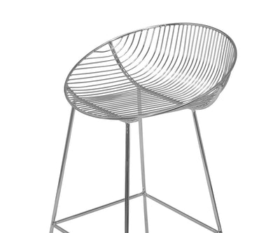 Bree Bar Stool - Scandinavian Designs