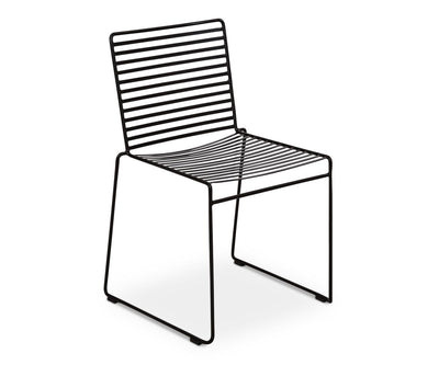 Harper Dining Chair Black - Scandinavian Designs
