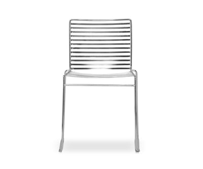 Harper Dining Chair Chome - Scandinavian Designs
