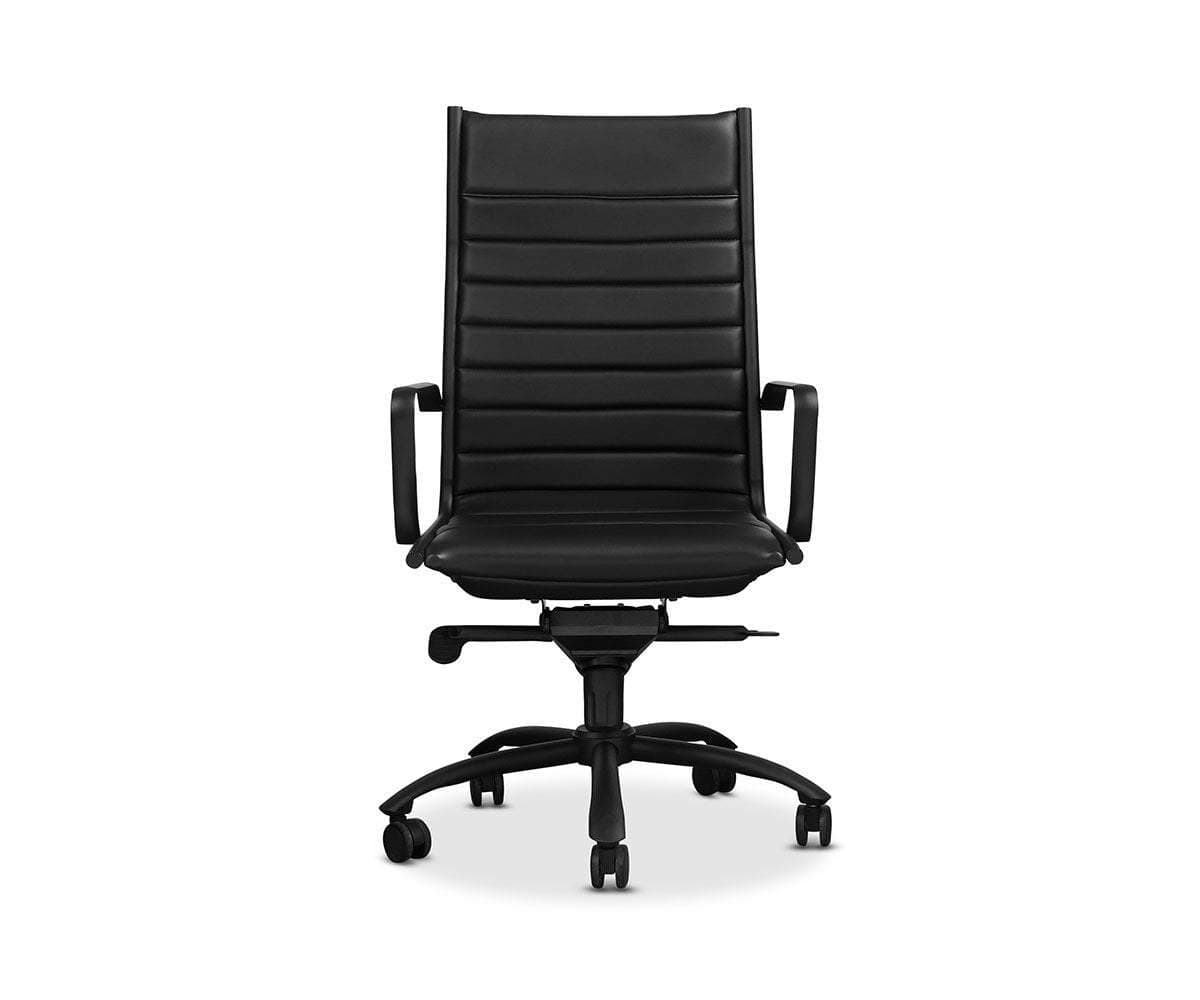Laatu High Back Office Chair  sc 1 st  Scandinavian Designs & Laatu High Back Office Chair u2013 Scandinavian Designs