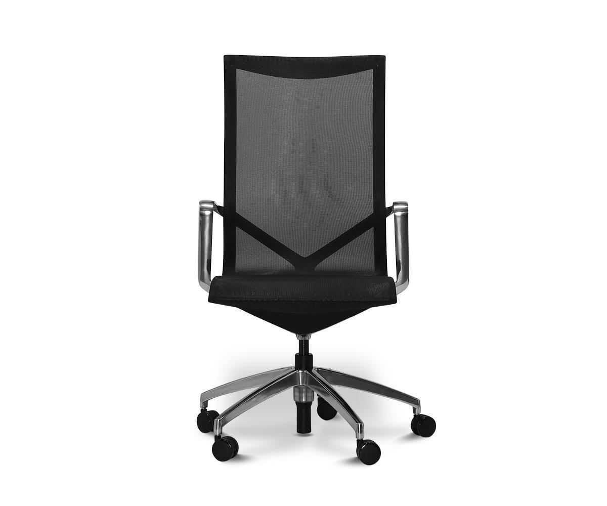 Innri High Back Office Chair - Scandinavian Designs