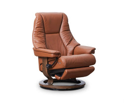 Stressless® Live Medium Recliner - Scandinavian Designs