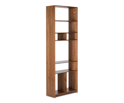 Haldi Narrow Bookcase - Scandinavian Designs