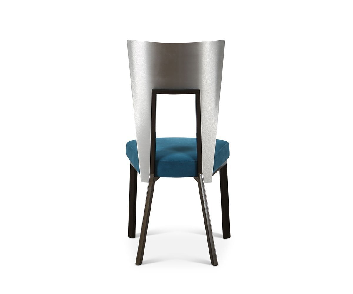 Regal Dining Chair Splendid Lagoon/Toffee - Scandinavian Designs
