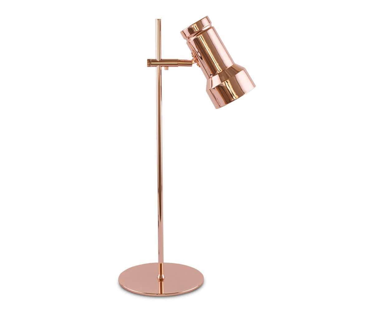 Klassik Table Lamp - Copper - Scandinavian Designs