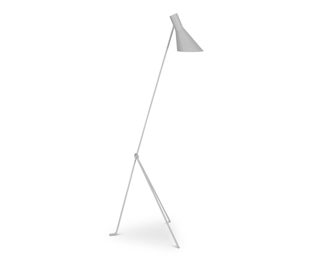 Spotlight Floor Lamp - White - Scandinavian Designs