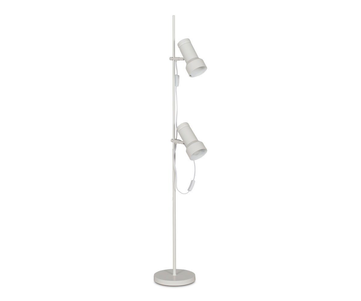Klassik Floor Lamp - White - Scandinavian Designs
