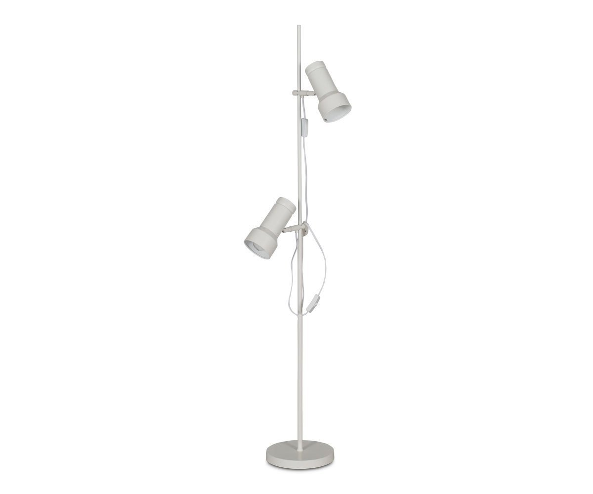 Klassik Floor Lamp - White