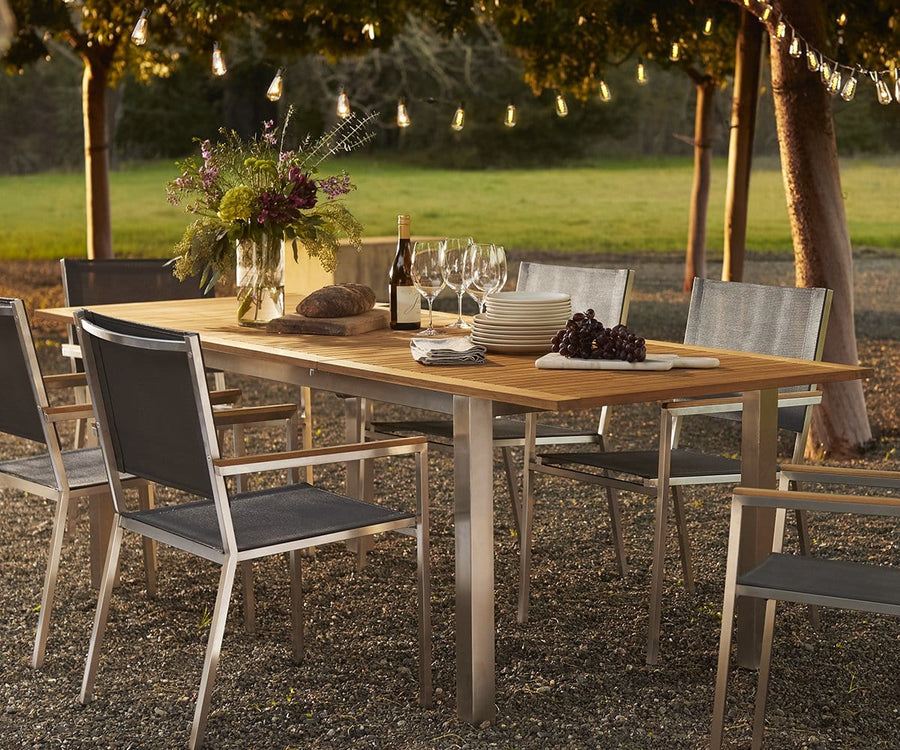 Farino Outdoor Extension Dining Table