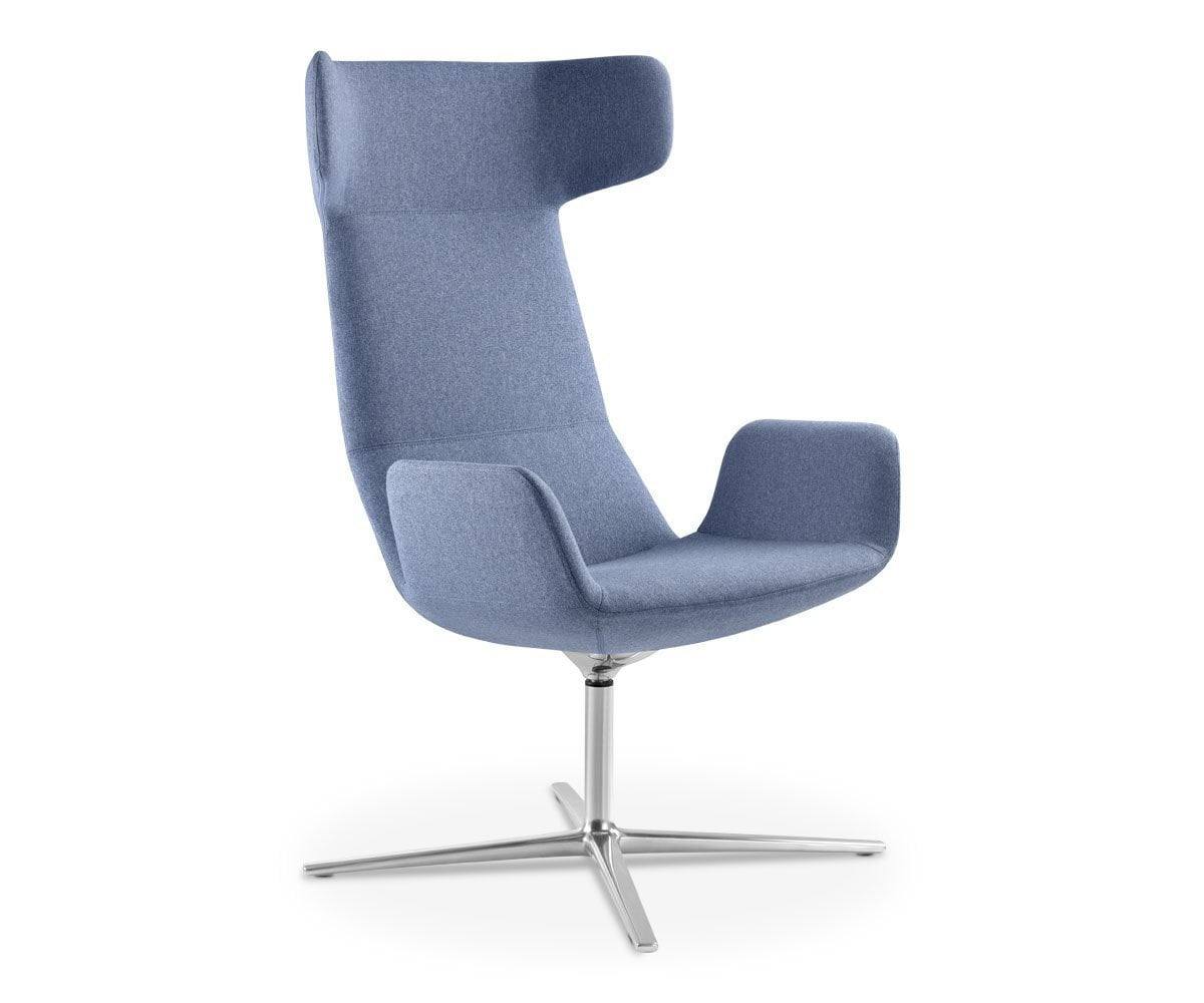 Zander High Back Chair - Scandinavian Designs