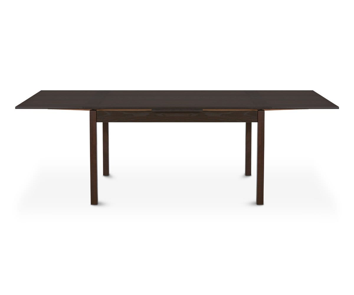 Dinex Alfa Extension Table DINEX WALNUT - Scandinavian Designs