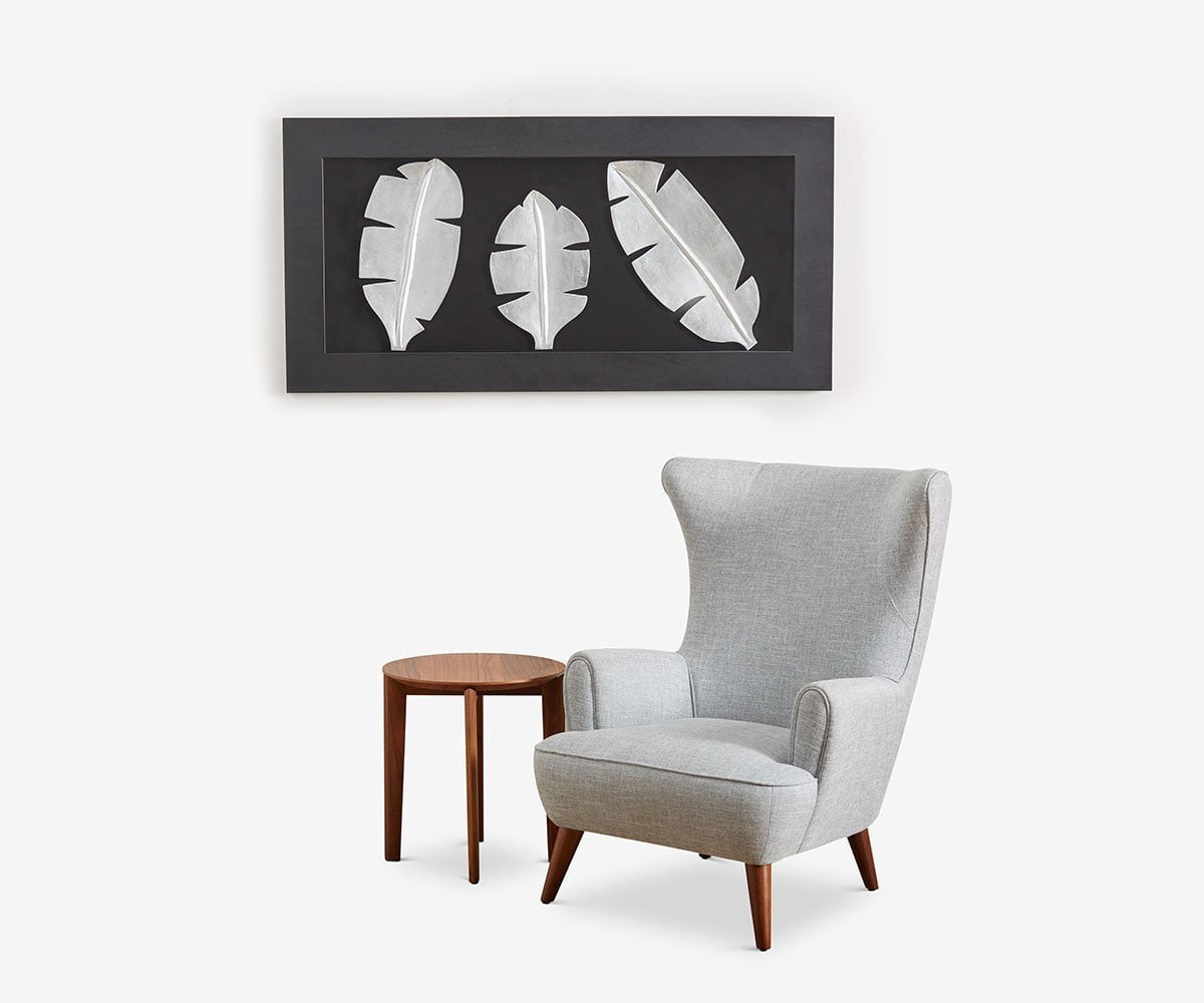 Tananger Wall Art Silver - Scandinavian Designs