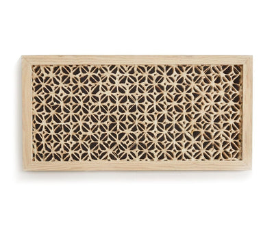Inga Wall Art Beige/Multi - Scandinavian Designs