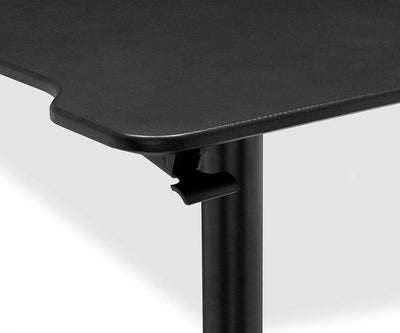 Karmoy Lift Table/Desk Black - Scandinavian Designs
