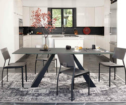 "Gunnar 78"" Dining Table - Scandinavian Designs"