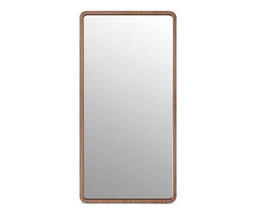 "Baptisia 39"" Mirror - Walnut - Scandinavian Designs"