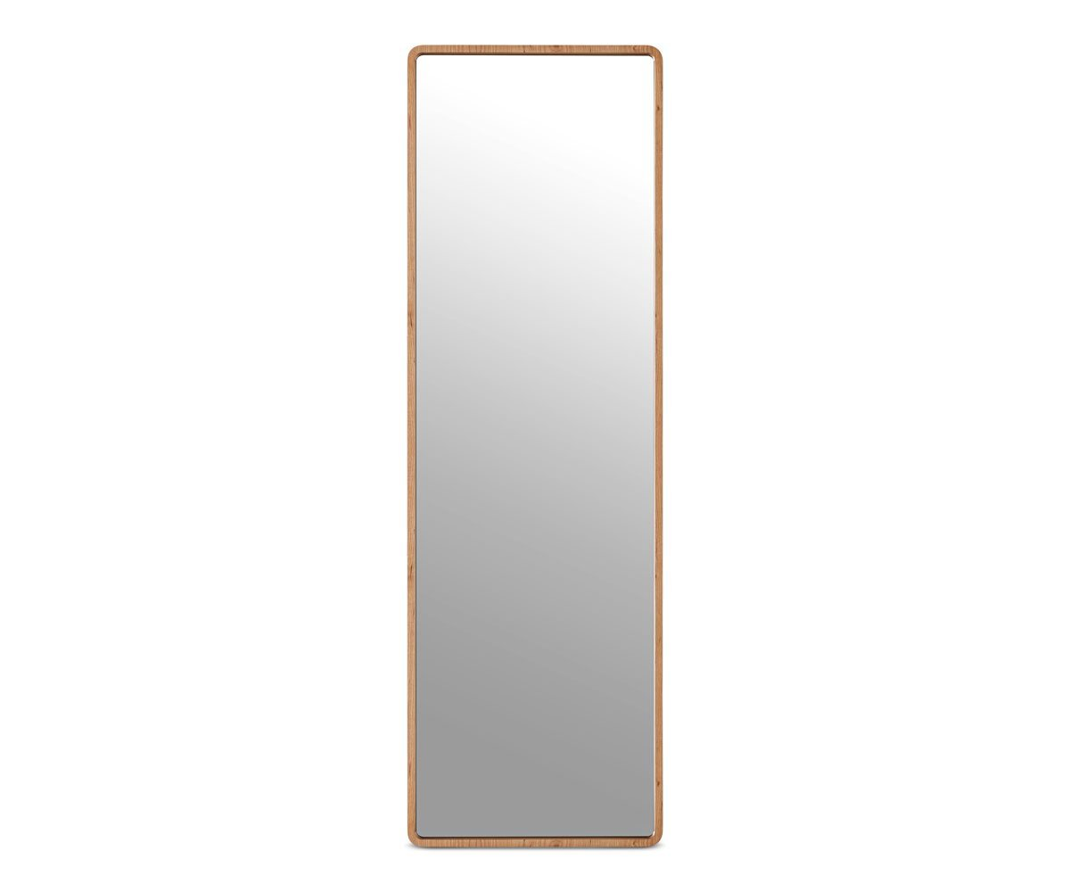"Baptisia 74"" Mirror - Cherry - Scandinavian Designs"