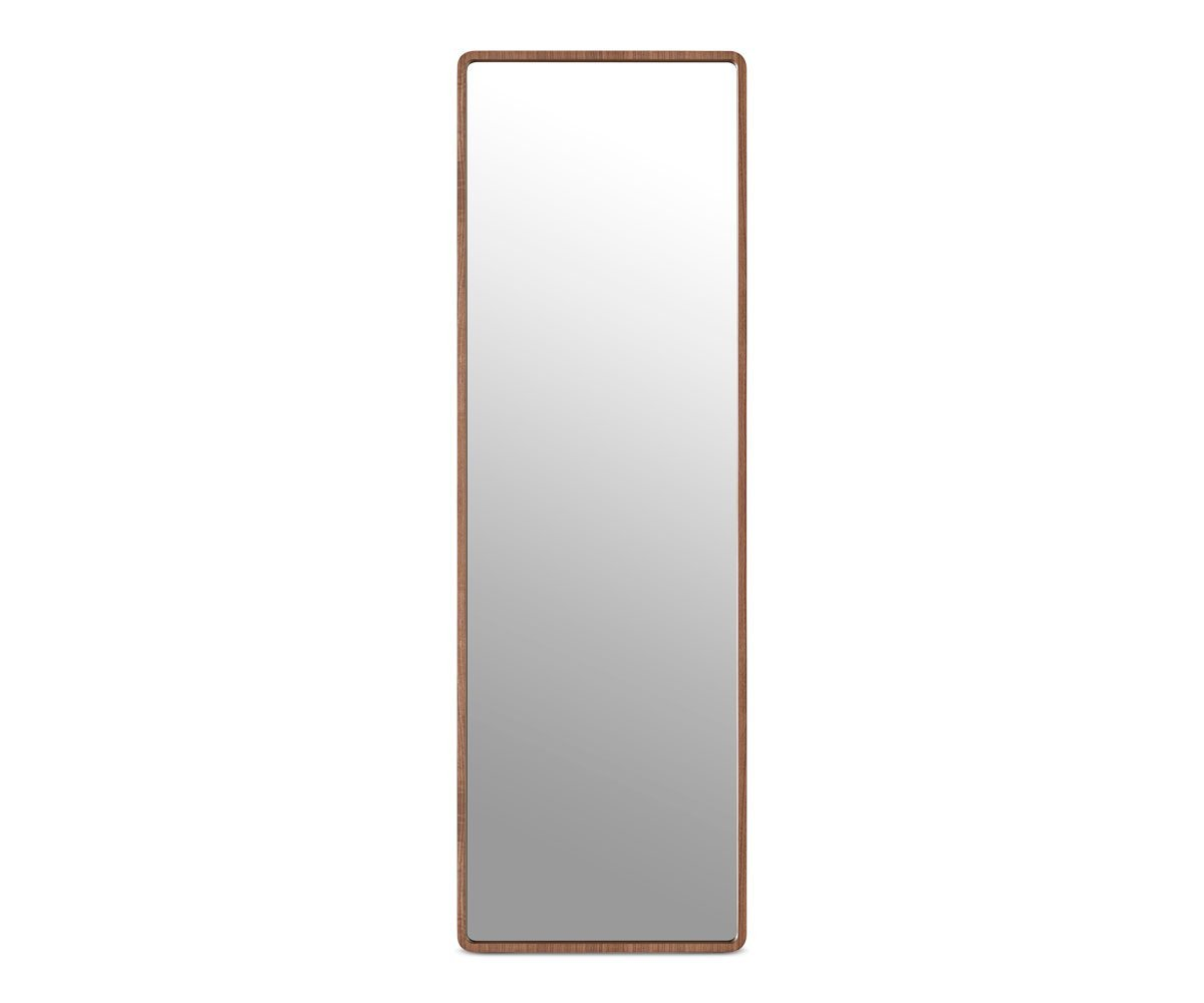 "Baptisia 74"" Mirror - Walnut - Scandinavian Designs"