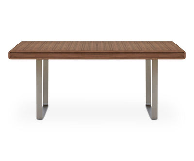 Baptisia Dining Table WALNUT - Scandinavian Designs