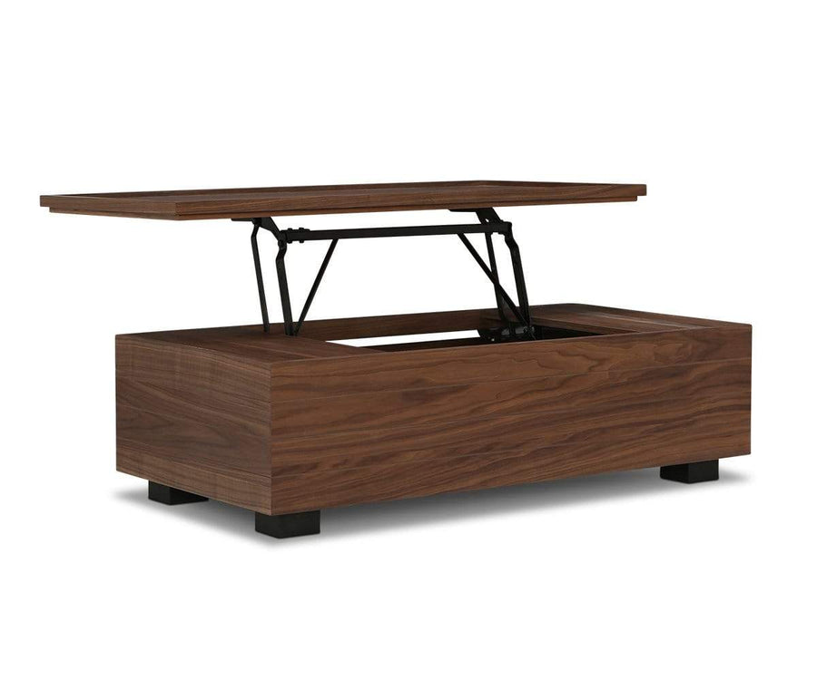 Keelan Lift Top Storage Coffee Table