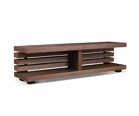 Egersund Media Stand WALNUT - Scandinavian Designs