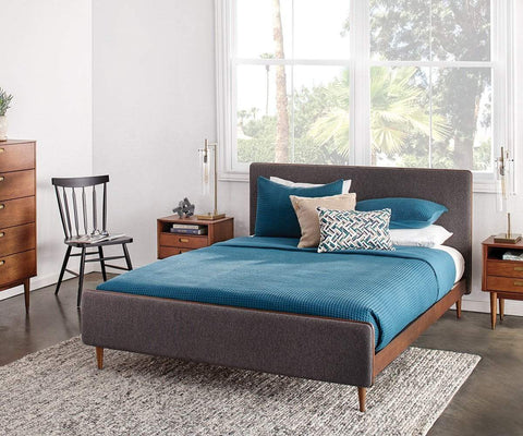Holfred Bed - Scandinavian Designs