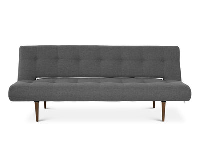 Tropeca Convertible Sofa CHARCOAL 563 - Scandinavian Designs