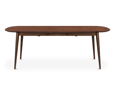Juneau Extension Table WALNUT - Scandinavian Designs