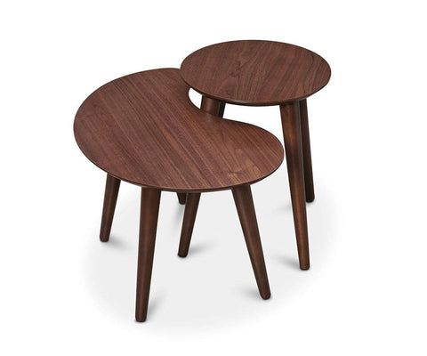 Juneau Nest Of Tables - Scandinavian Designs