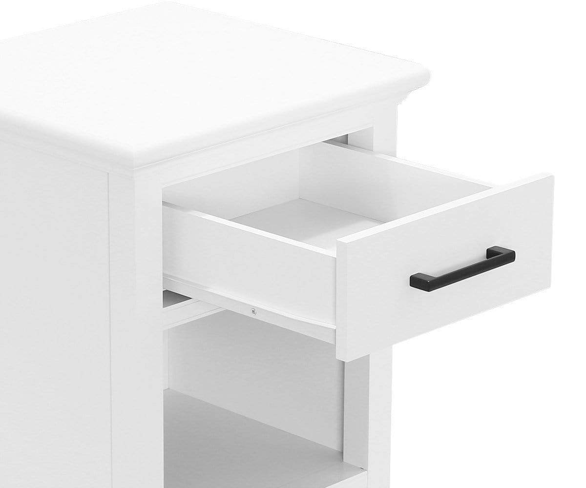 Summer Nightstand White - Scandinavian Designs
