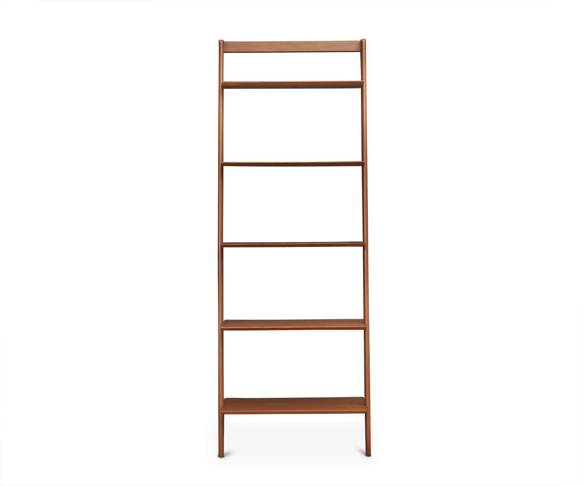 Magrit Wide Bookcase - Scandinavian Designs