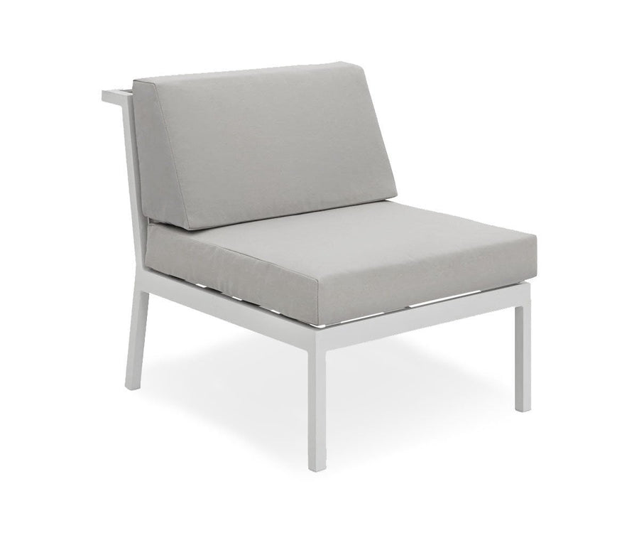 Aurora Armless Chair
