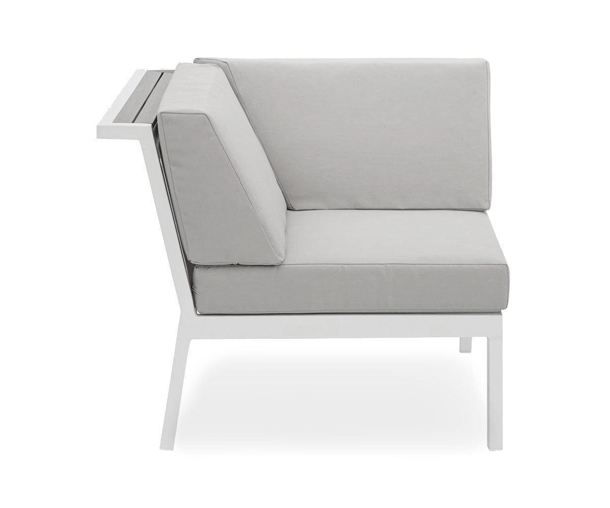 Aurora Sectional GREY - Scandinavian Designs