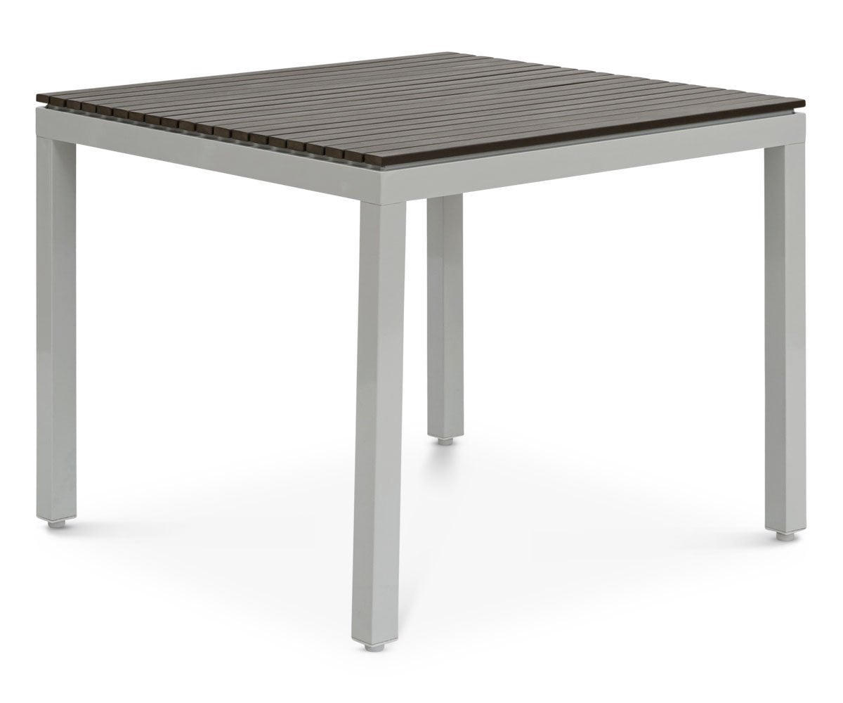 Aurora Square Dining Table WHITE - Scandinavian Designs