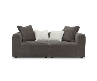 Keltan Modular Sofa Heavenly Mocha / 2-Piece Modular Sofa - Scandinavian Designs