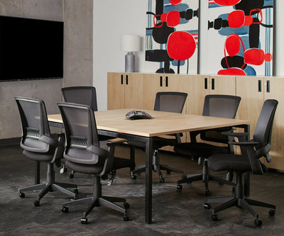 Jensen Conference Table OAK - Scandinavian Designs
