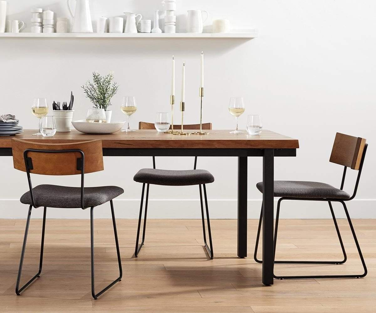 Karsten Dining Chair GREY - Scandinavian Designs