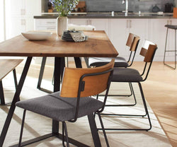 "Kelner 71"" Dining Table - Scandinavian Designs"