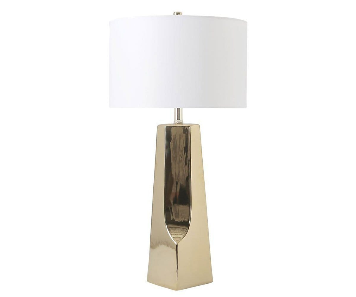 Skyldr Table Lamp - Gold